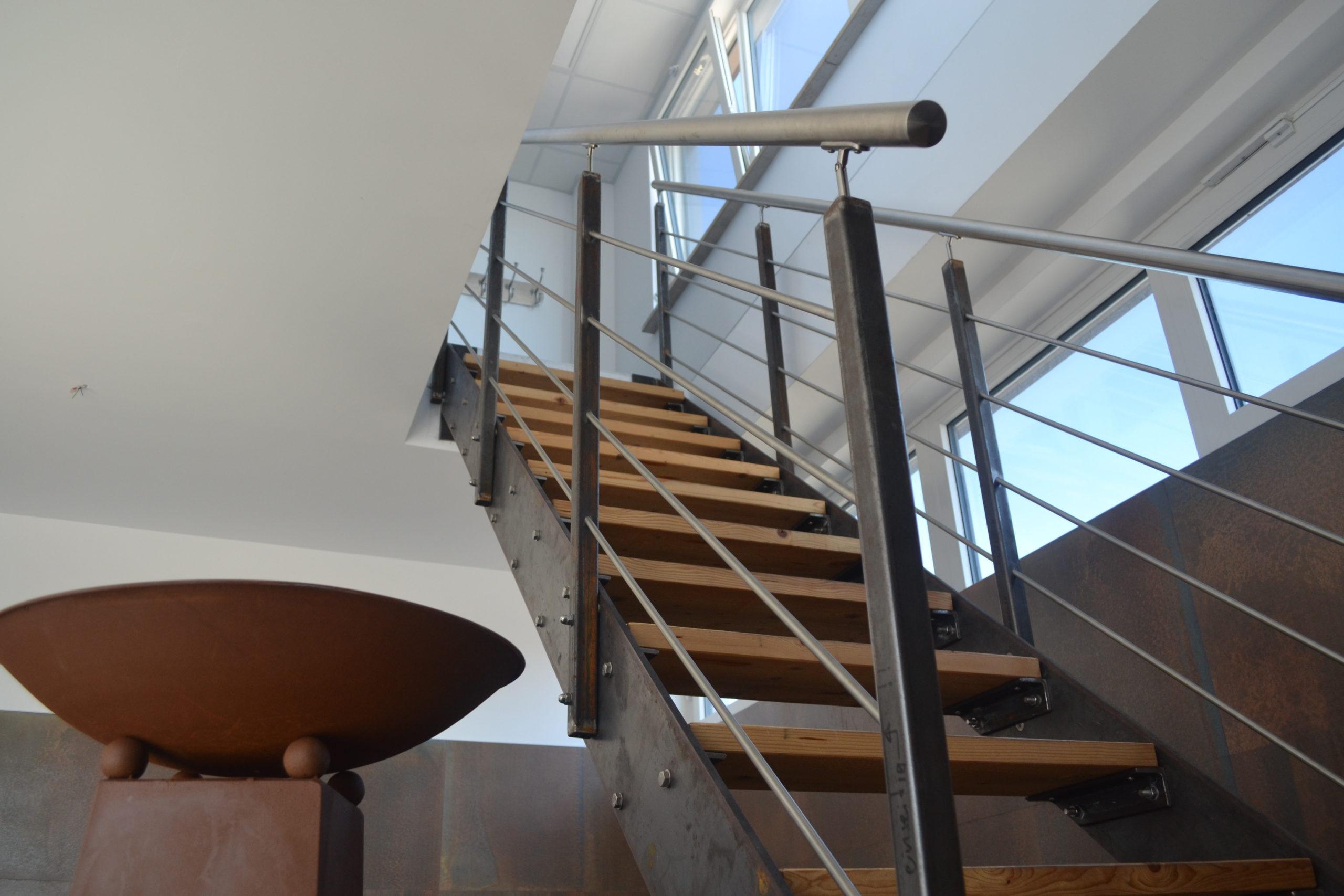 Treppe im Innenbereich